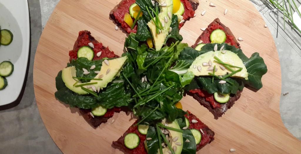 Rawr pizza