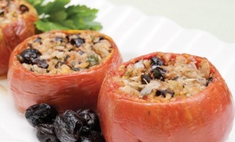 herb-stuffed-tomatoes-recipe