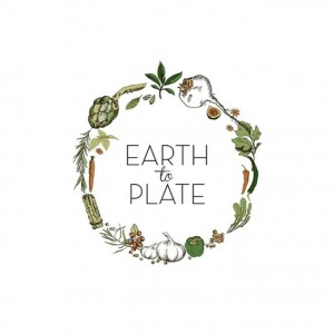 Earth to Plate logo