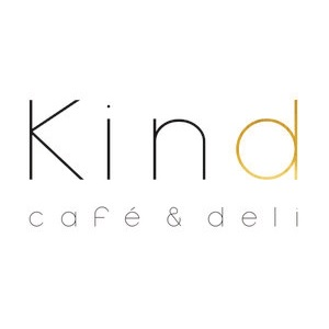 Kind Cafe Logo for GM webpage