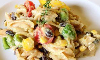 Mexican Pasta Salad 2