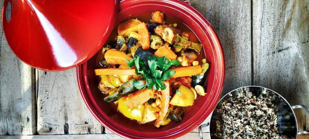 Delicious-Roast-Veggie-Moroccan-Tagine