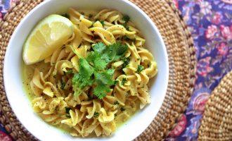 Golden Magic Tumeric Pasta