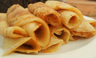 Plant-based pancakes