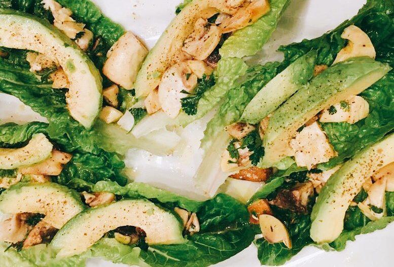 Gary's Lettuce Wraps