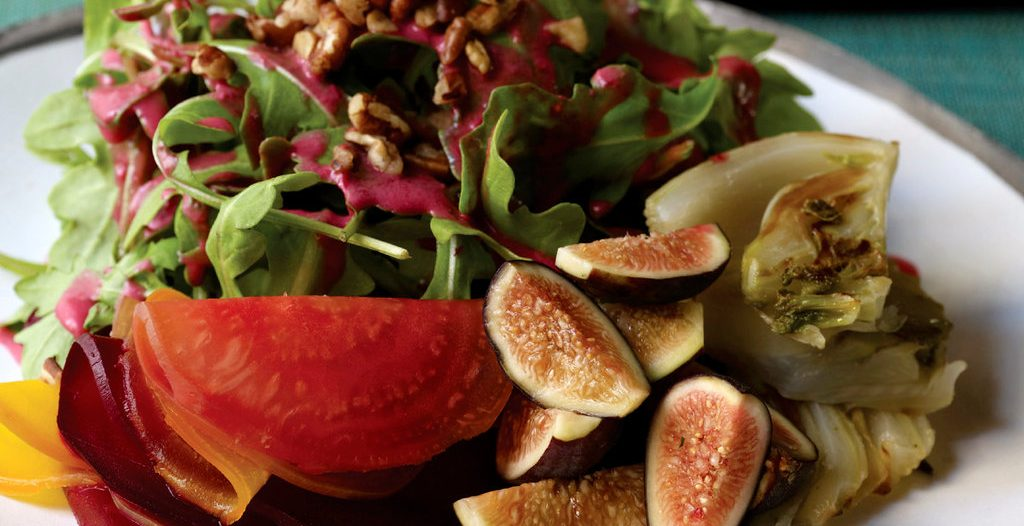 Beet, Fennel and Fig Salad